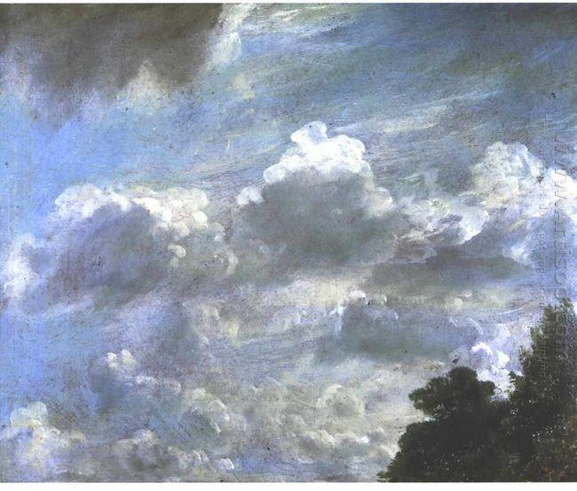 Cloud Study 1821