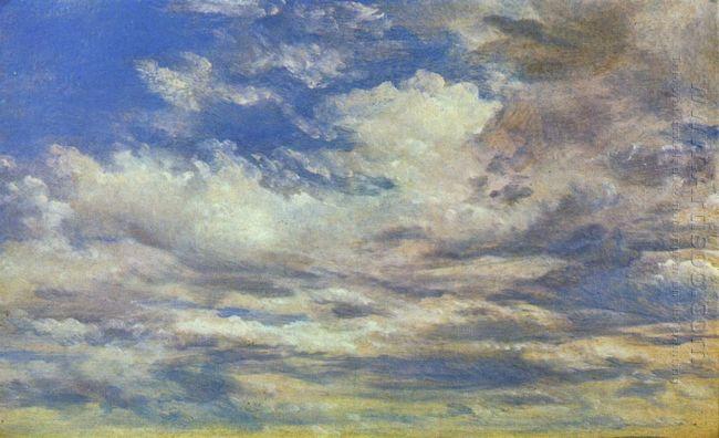 Cloud Study 1822