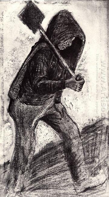 Coal Shoveler 1879