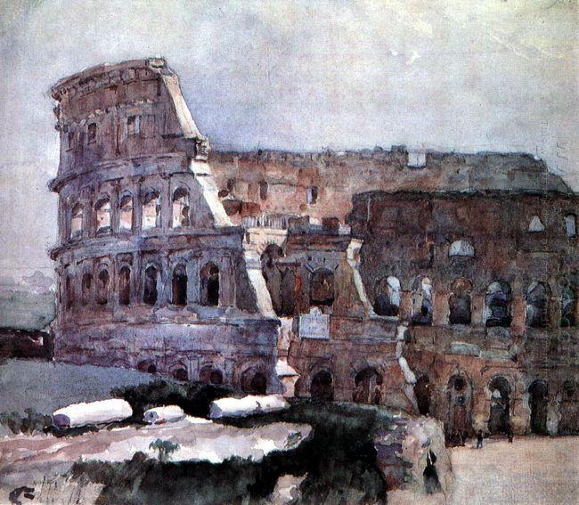 Colosseum 1884