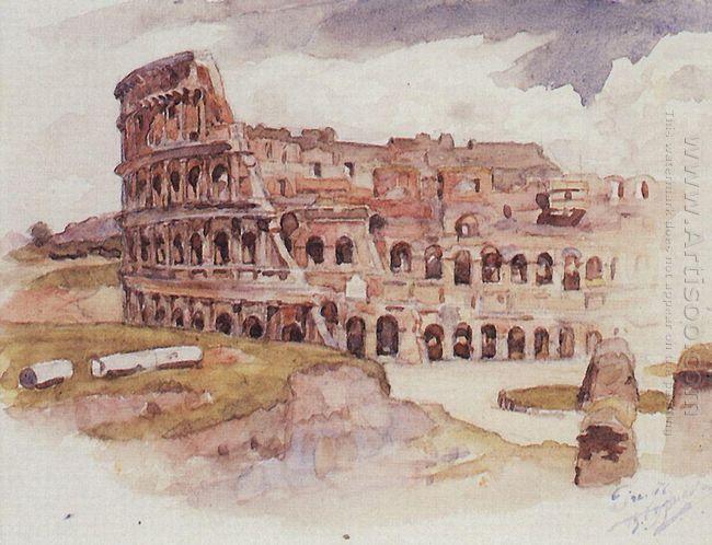 Colosseum 1900
