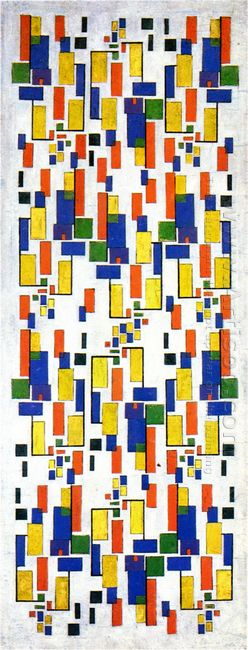 Colour Design For A Chimney 1917