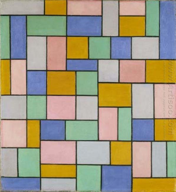 Composition In Dissonances 1919