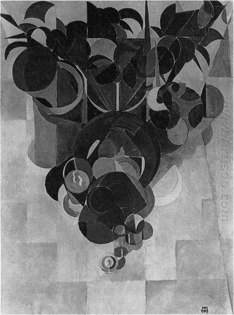 Composition Iv Still Life 1916