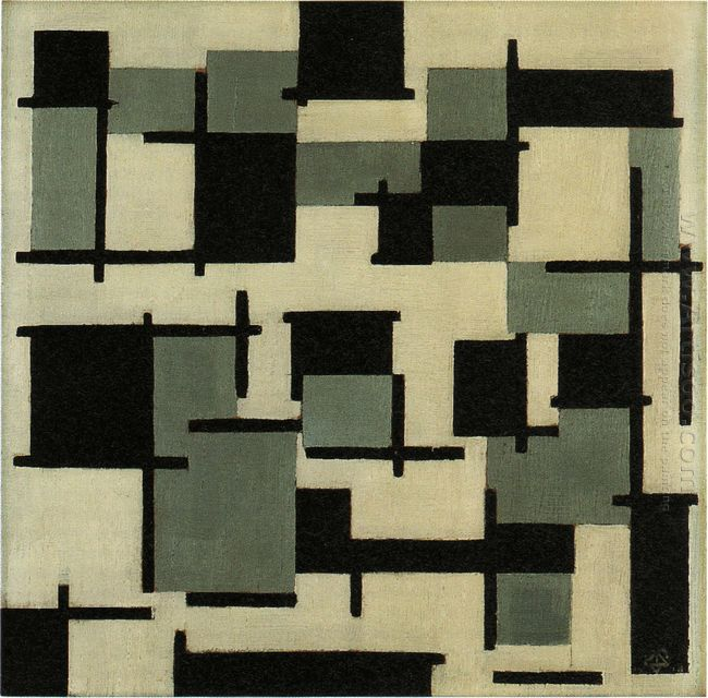 Composition Xiii 1918 1