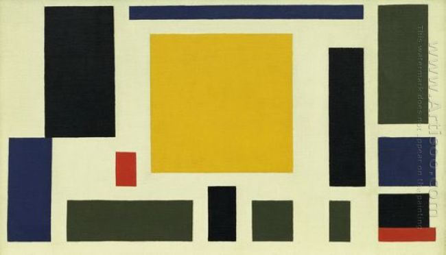Composition Xiii 1918