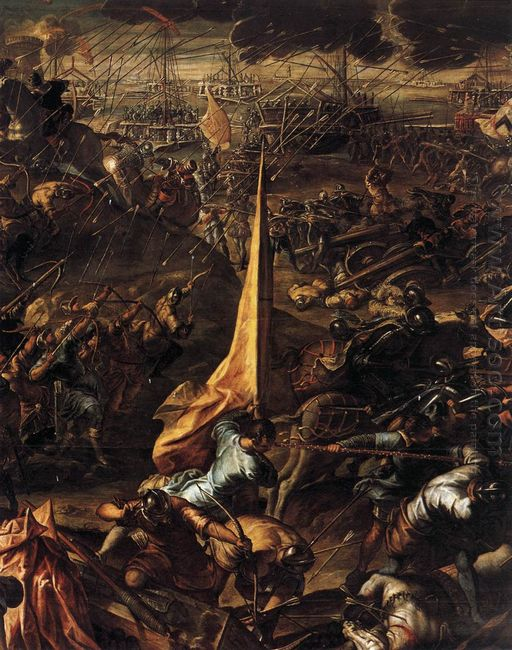 Conquest Of Zara 1584