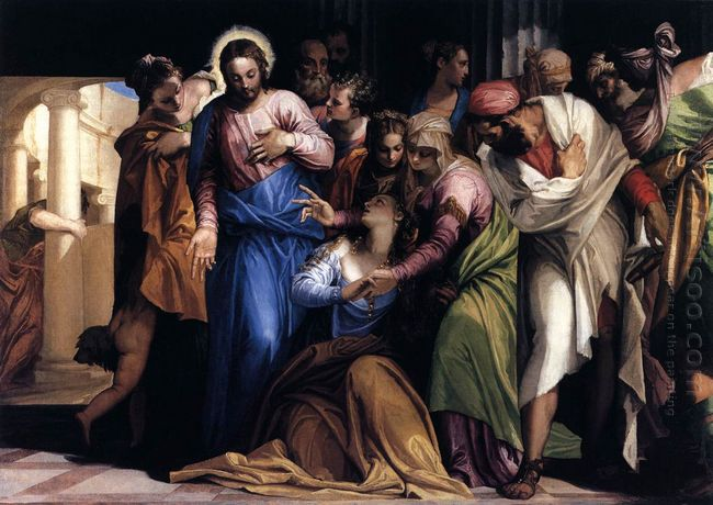 Conversion Of Mary Magdalene