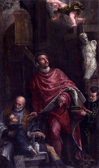 Conversion Of St Pantaleon 1588