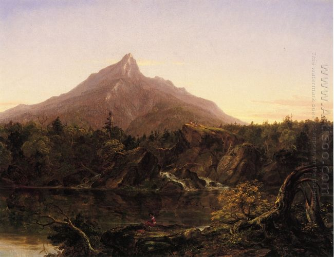 Corway Peak New Hamshire 1844