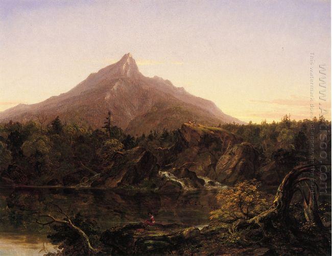 Corway Peak New Hamshire 1844