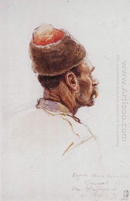 Cossack 1893