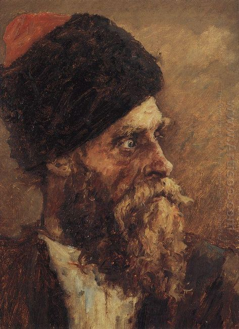 Cossack Dmitry Sokol 1893