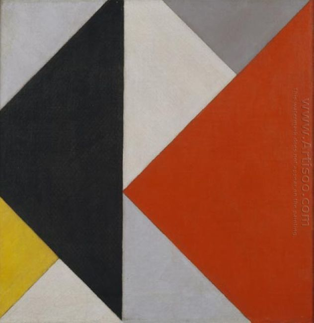 Counter Composition Xiii 1925