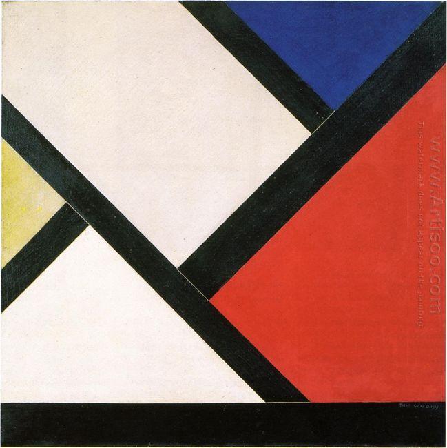 Counter Composition Xiv 1925
