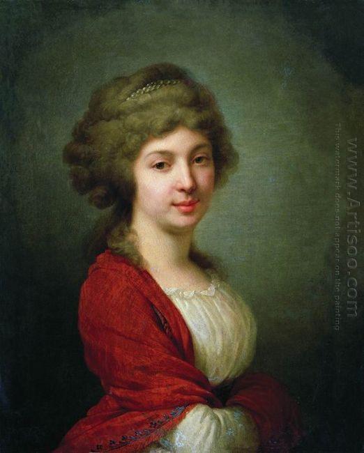 Countess Vera Zavadovskaya