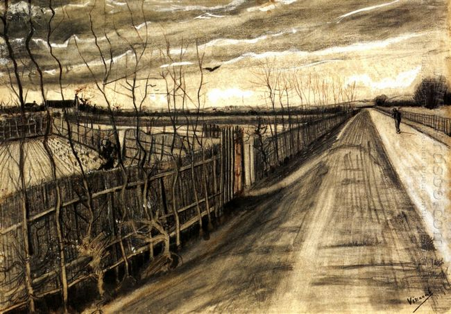 Country Road 1890