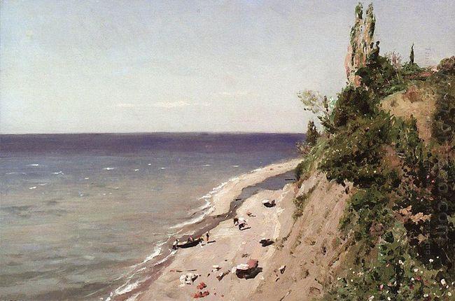 Crimean Seashore 1889
