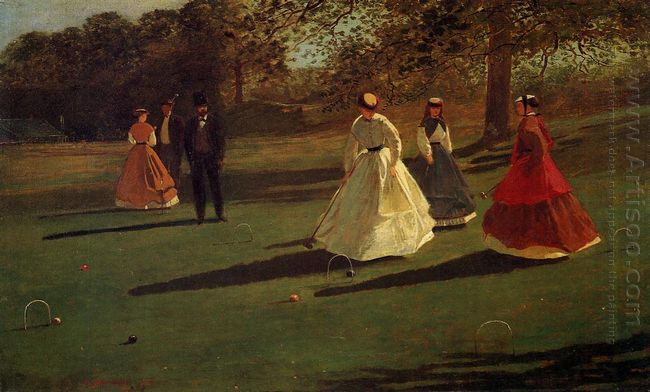 Croquet Players