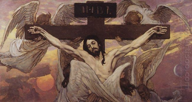 Crucified Christ 1896