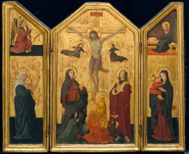Crucifixion 1430