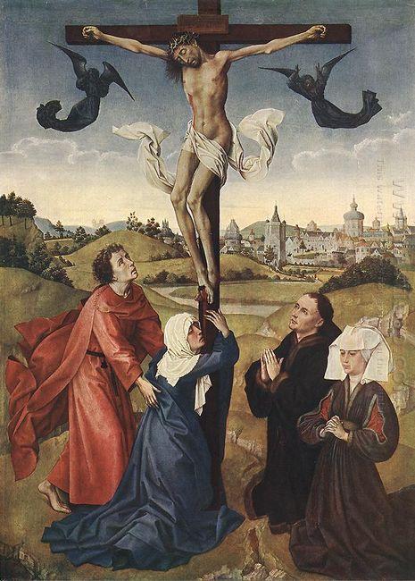 Crucifixion 1445