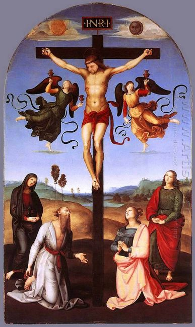Crucifixion 1503