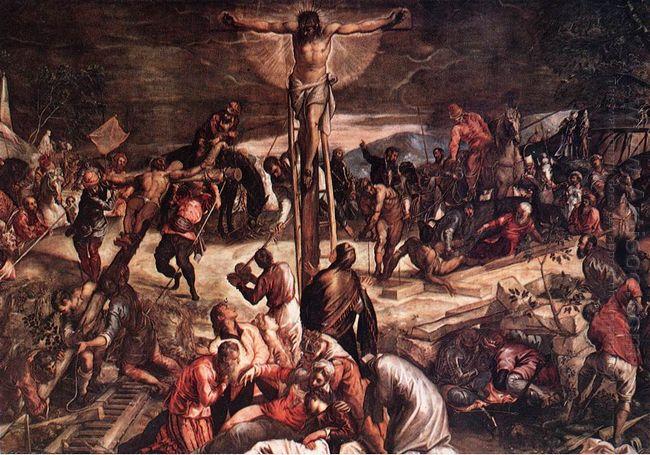 Crucifixion 1565 1