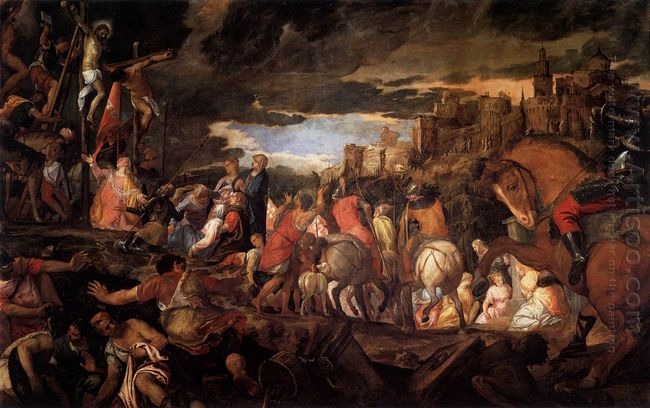 Crucifixion 1582