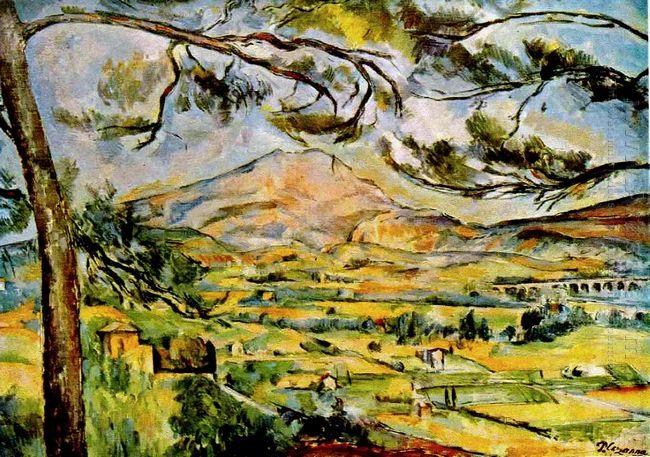 Mont Sainte Victoire