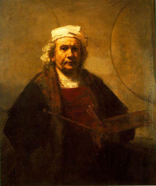 Self Portrait 1665