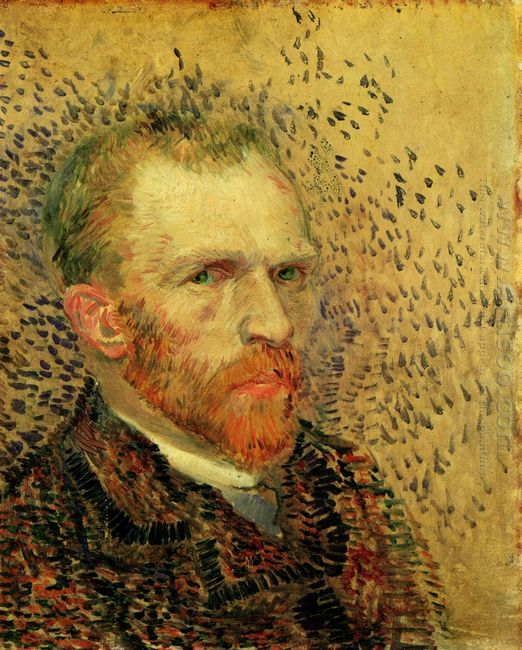 Self Portrait 1887 6