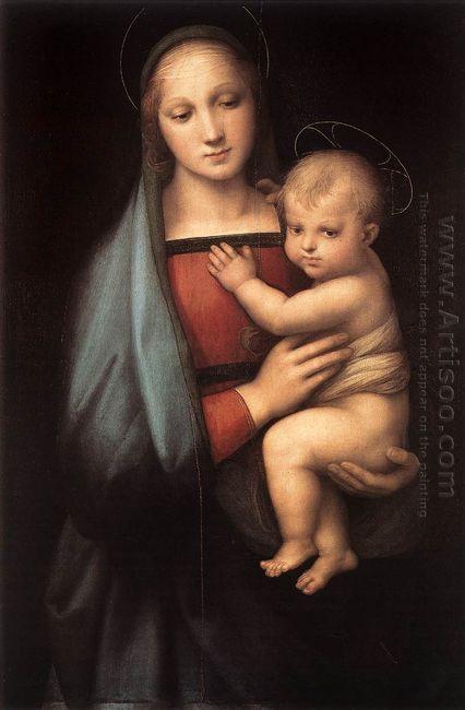 The Grand Duke S Madonna