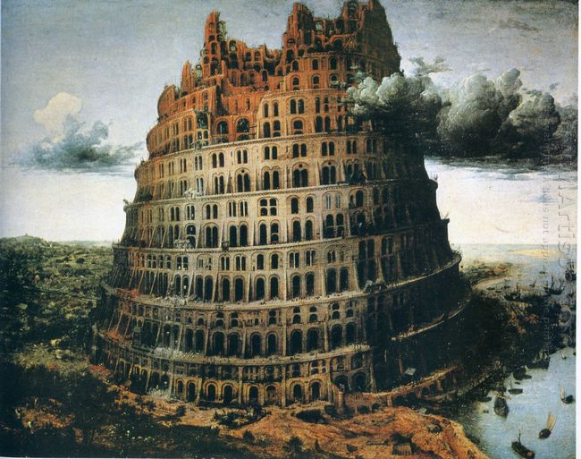 The Little Tower of Babel