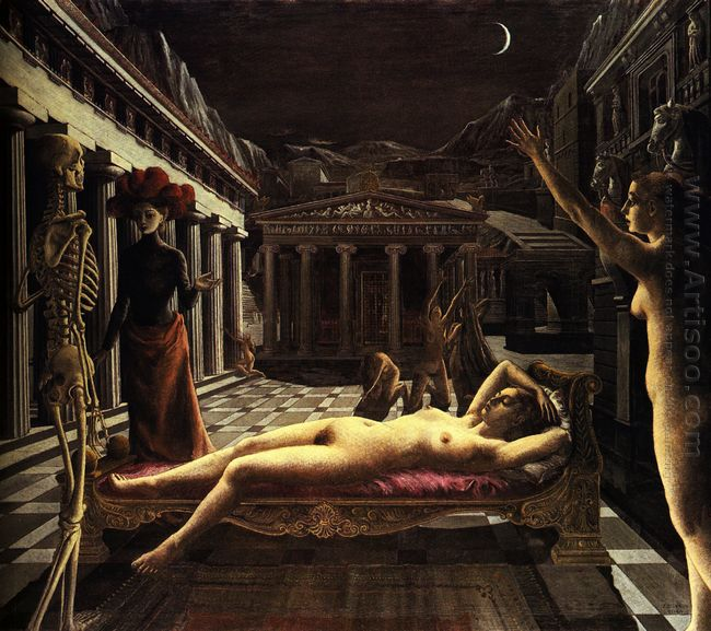 The Sleeping Venus 1944