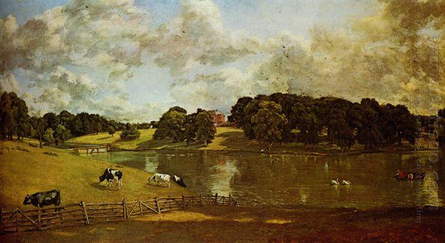 Wivenhoe Park 1816