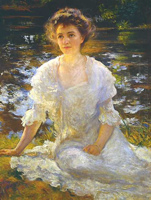 Portrait d'Elanor Hyde Phillips