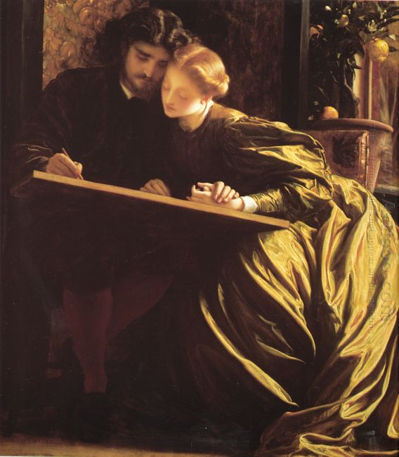 The Painter's Honeymoon