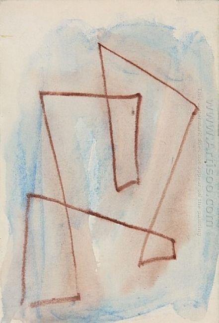 Sketch for Labyrinth - no. 301