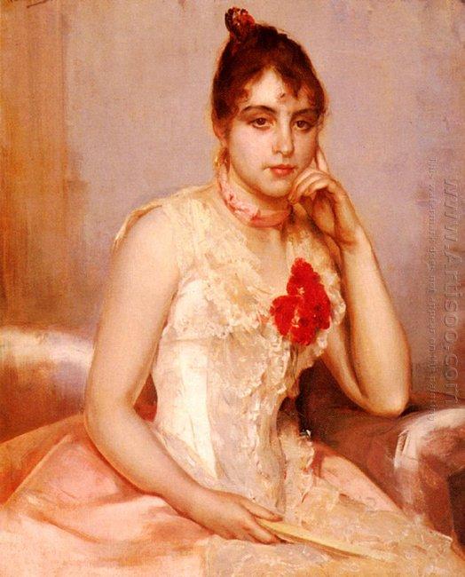 Испанской женской красоты