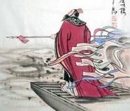 Chinese Geschiedenis & Folklore Schilderkunst