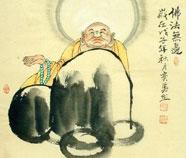 Chinese Andere Boeddha Schilderkunst