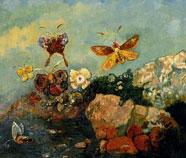 Vogels&Bloemen olieverfschilderijen
