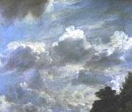 Wolken olieverfschilderijen