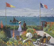 Mediterrane scènes Scenesolieverfschilderijen