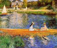Romantische Kunst olieverfschilderijen