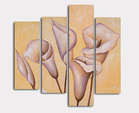 Botanisch Canvas Sets