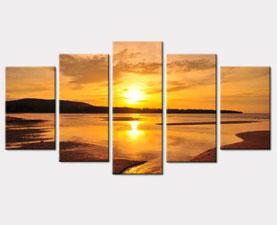 Landschappen Canvas Sets