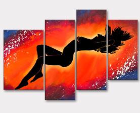 Notuliste Canvas Sets