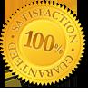 100% garantie tevredenheid